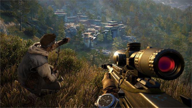 Buy Far Cry 4 Microsoft Store