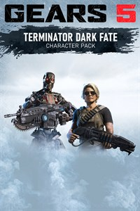 Terminator Dark Fate Pack – Sarah Connor and T-800