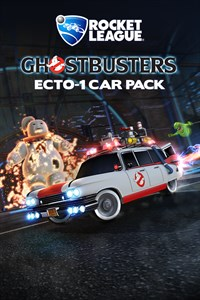 Rocket League® - Ghostbusters™ Ecto-1 Car Pack