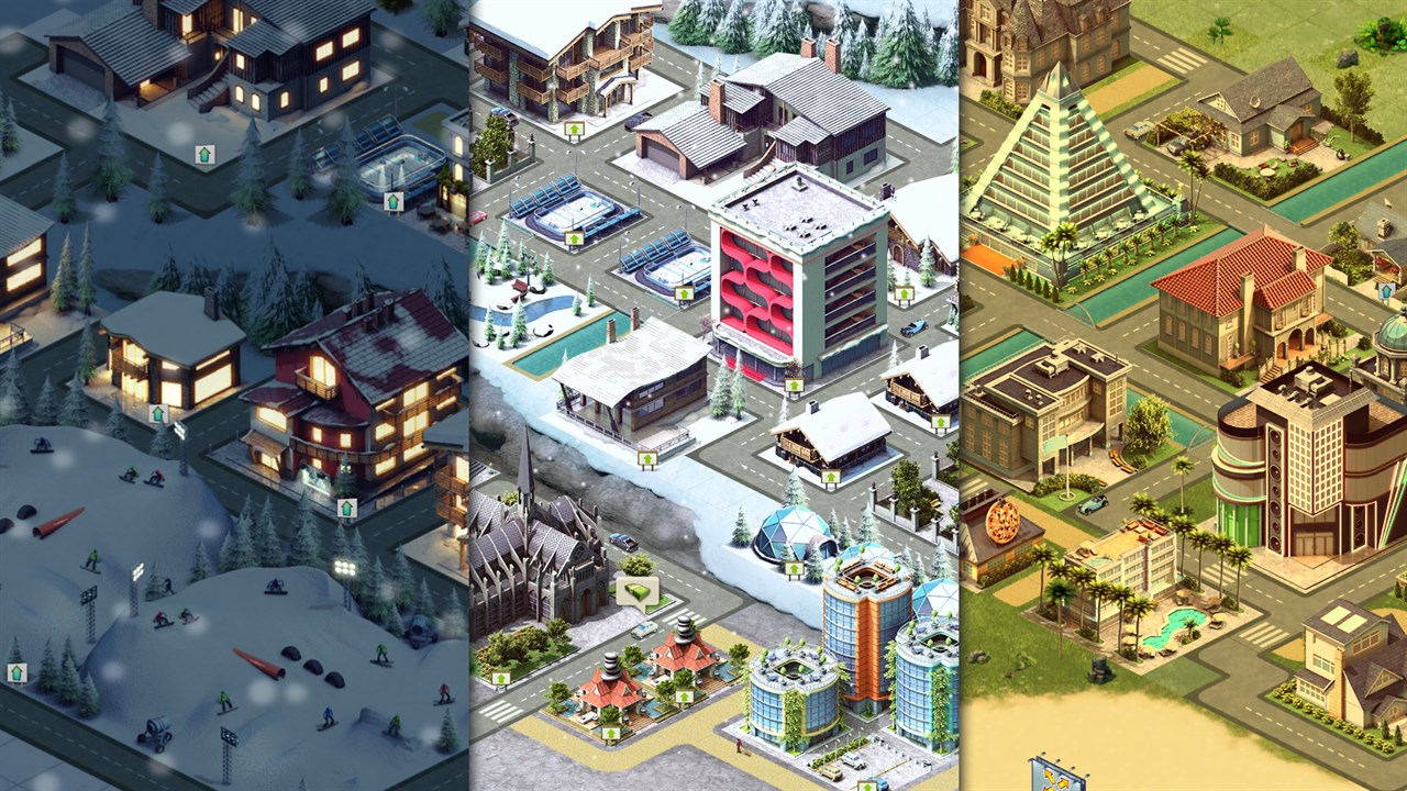 Get City Island 4 - Sim Town Tycoon: Expand the Skyline