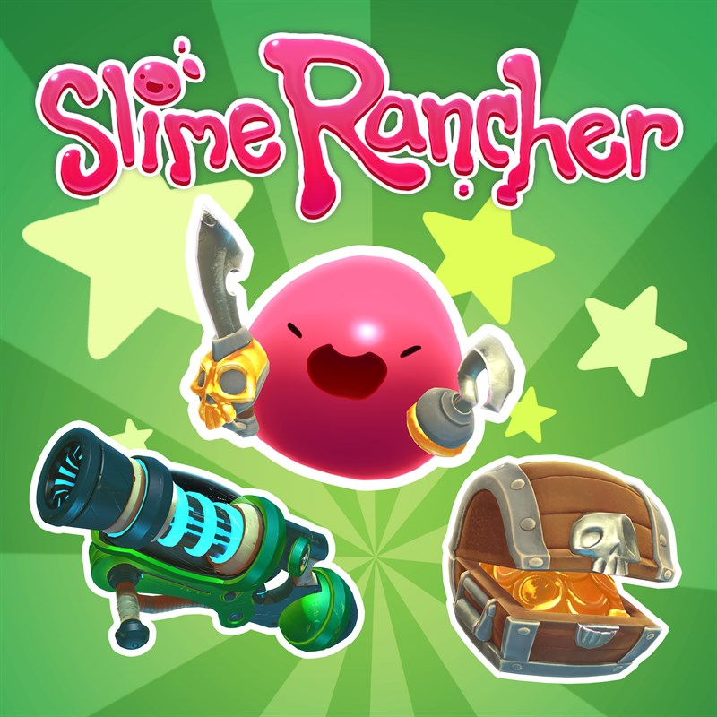 Pack Pirate Slime Rancher Xbox One — buy online and track price - XB