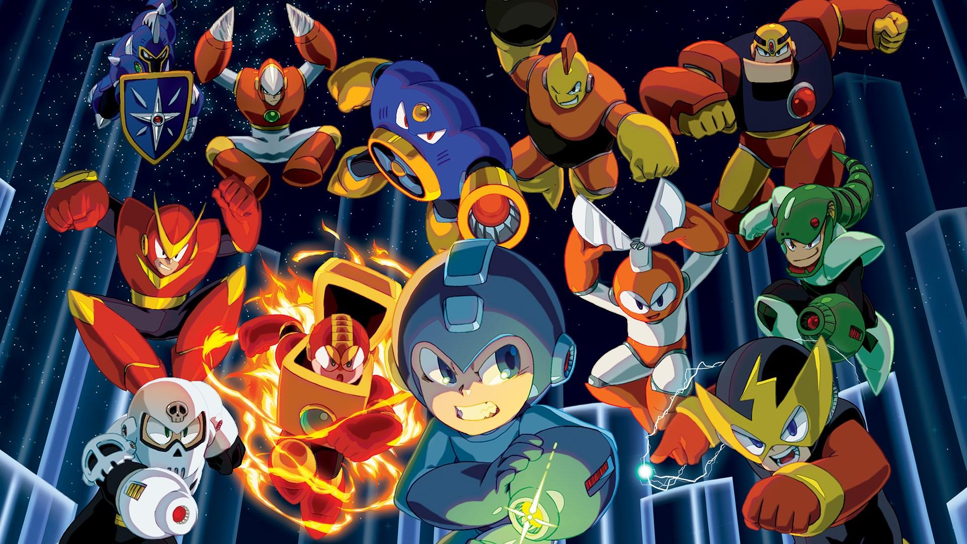 Buy Mega Man® Legacy Collection - Microsoft Store en-IN
