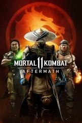 Mortal Kombat 11: Aftermath Expansion is $15.99 (60% off)