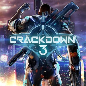 """Crackdown 3"" Xbox One"