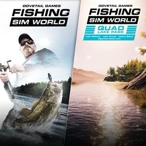 Fishing Sim World + Quad Lake Pass Xbox One