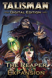 Talisman: Digital Edition - The Reaper Expansion