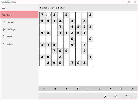 Sudoku Play & Solve Screenshots 1
