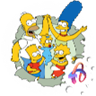 Simpsons Art Games