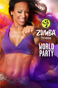 Carátula del juego Zumba Fitness World Party