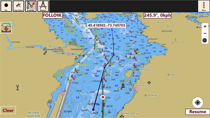 Buy i-Boating: USA - GPS Nautical / Marine Charts - offline