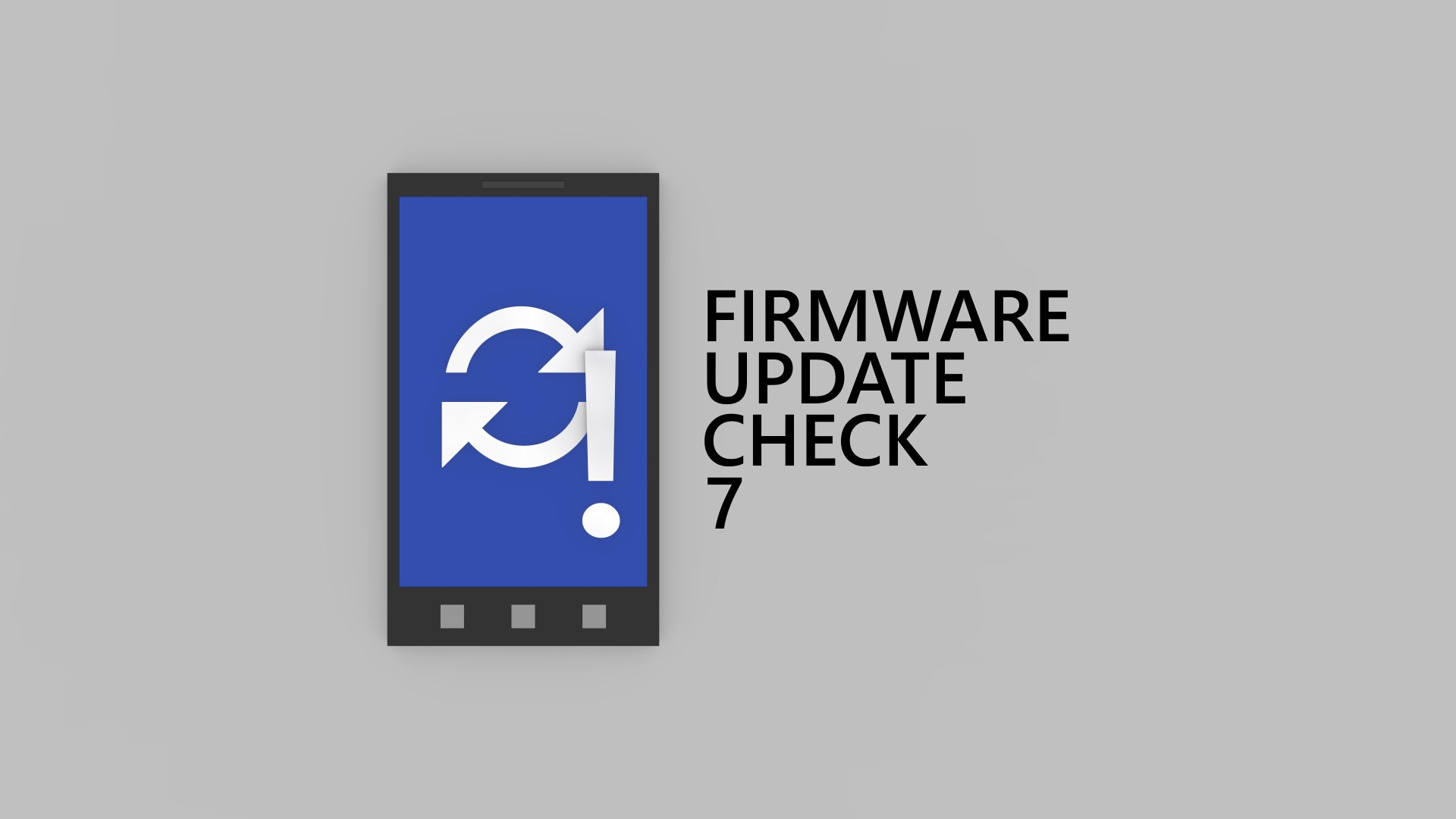 Get Firmware Update Check - Update assistant for legacy Win