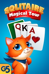 Solitaire Magical Tour: Fun Tripeaks Puzzle Adventure