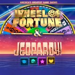 America's Greatest Game Shows: Wheel of Fortune® & Jeopardy!® Logo