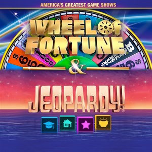 America's Greatest Game Shows: Wheel of Fortune® & Jeopardy!® Xbox One