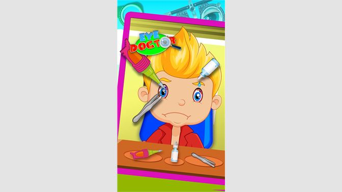 Get Eye Care Surgeon - Doctor Games for Kids - Microsoft Store
