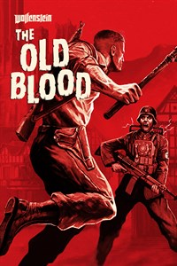 Carátula del juego Wolfenstein: The Old Blood