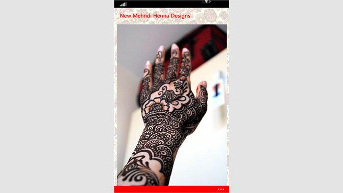 Get New Mehndi Henna Designs Microsoft Store En Pk