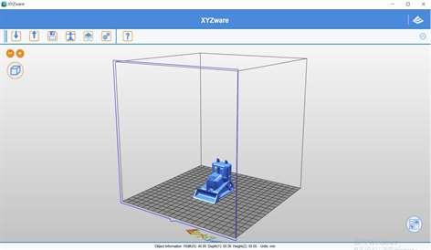XYZprinting.XYZware Screenshots 1