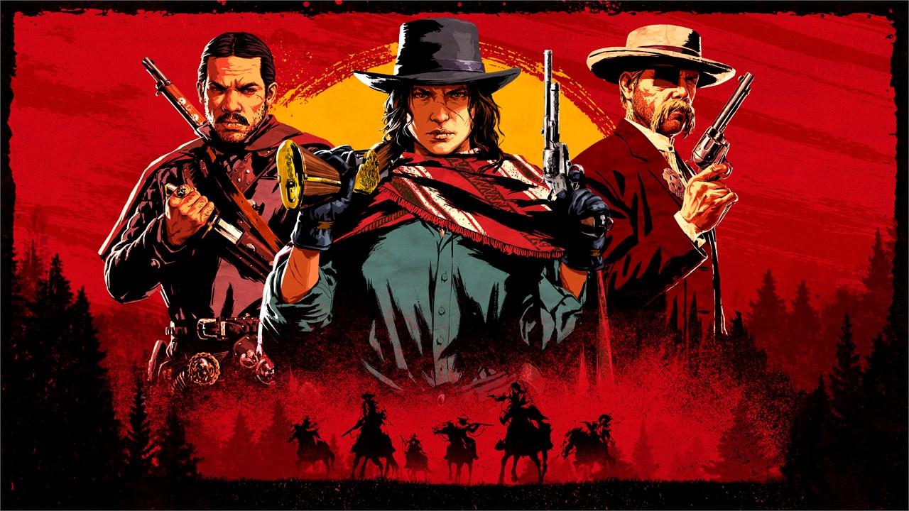 Comprar Red Dead Online - Microsoft Store es-ES