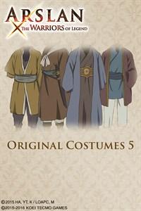 Oryginalne kostiumy 5