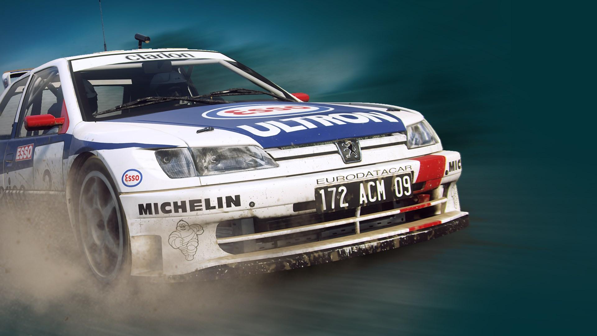 WS - Peugeot 306 Maxi