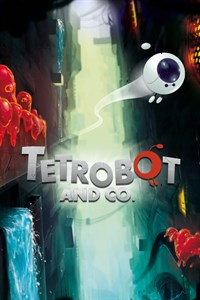 Carátula del juego Tetrobot and Co.