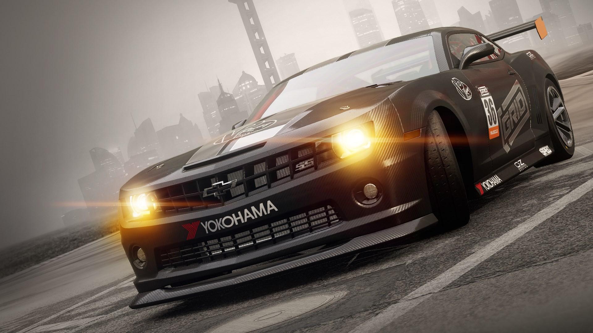 Grid Edition Chevrolet Camaro SSX Concept (+ XP Boost)