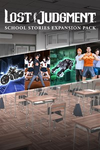 Lost Judgment School Stories Expansion Pack