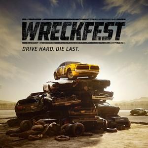 Wreckfest Pre Order Deluxe Xbox One
