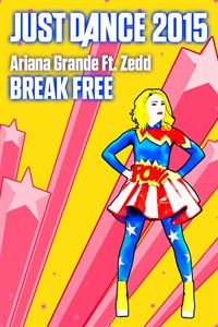 """Break Free"" by Ariana Grande Ft. Zedd"