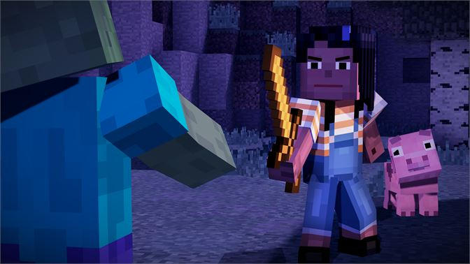Buy Minecraft: Story Mode - Episode 1: The Order of the