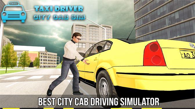 Get Taxi Driver City Cab Simulator - Microsoft Store