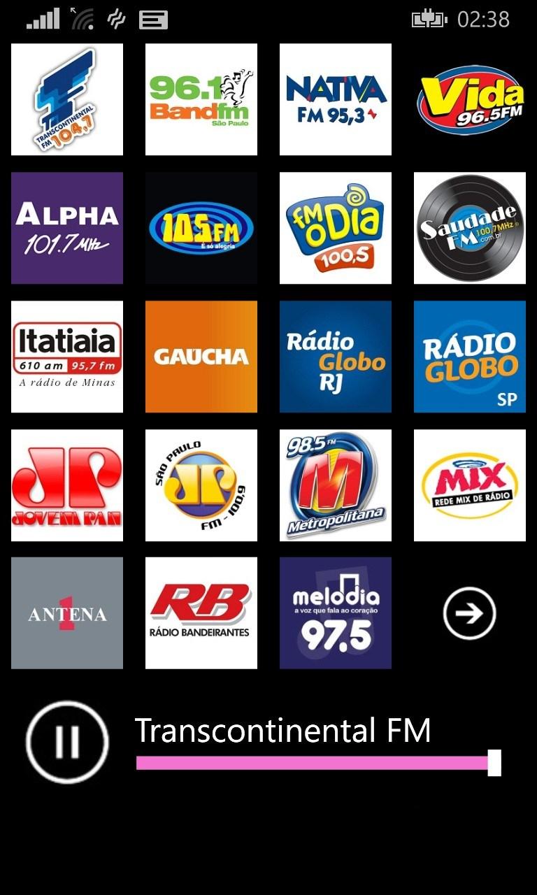 Baixar Radios Brasil - Microsoft Store pt-BR