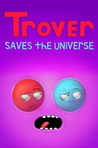 Carátula del juego Trover Saves the Universe