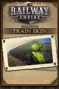 Carátula del juego Railway Empire - Locomotive paintjob