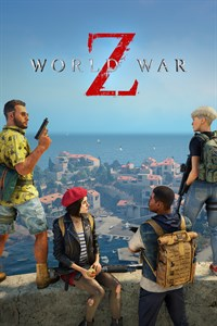 Carátula del juego World War Z – Marseille Episode DLC