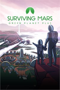 Carátula del juego Surviving Mars: Green Planet Plus