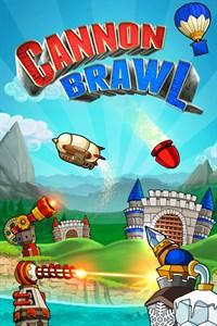 Carátula para el juego Cannon Brawl de Xbox 360