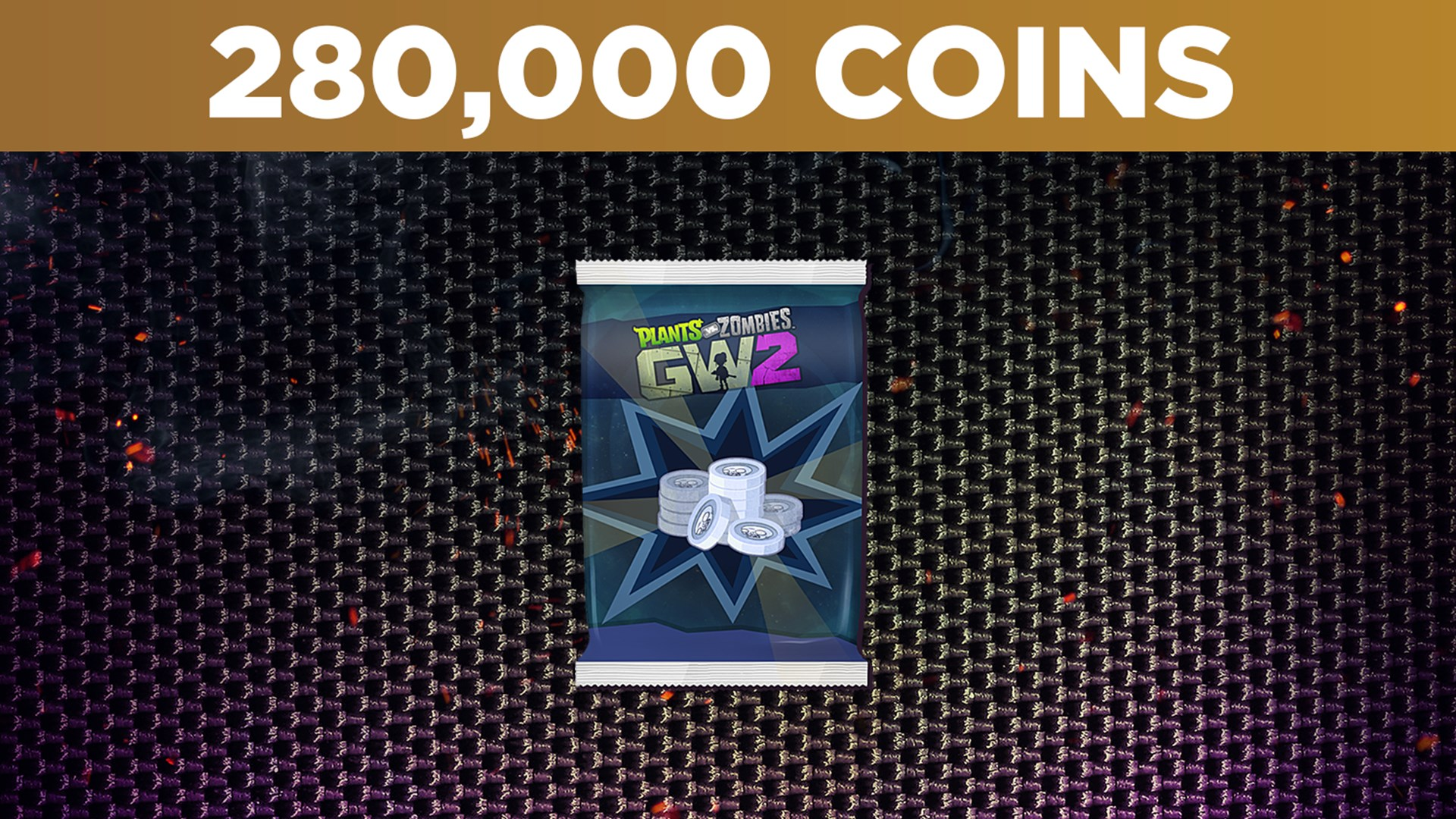 Plants vs. Zombies™ Garden Warfare 2: 280,000 Incredi-coins Pack