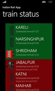 Indian Rail App screenshot 4