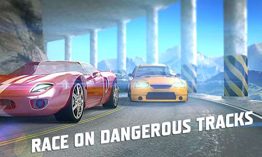 Need for Racing: New Speed on Real Asphalt Track 2 screenshot 2