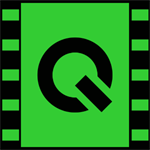 Quick DVD Player Logo
