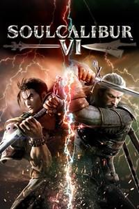 Carátula del juego SOULCALIBUR VI