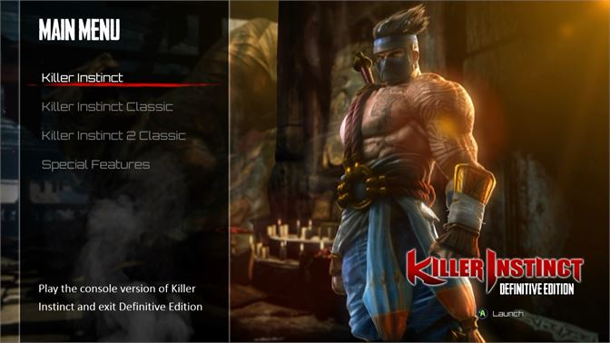 Buy Killer Instinct: Definitive Edition - Microsoft Store
