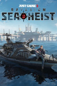 Carátula del juego Just Cause 3: Bavarium Sea Heist