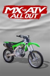 Carátula del juego 2017 Kawasaki KX 250F