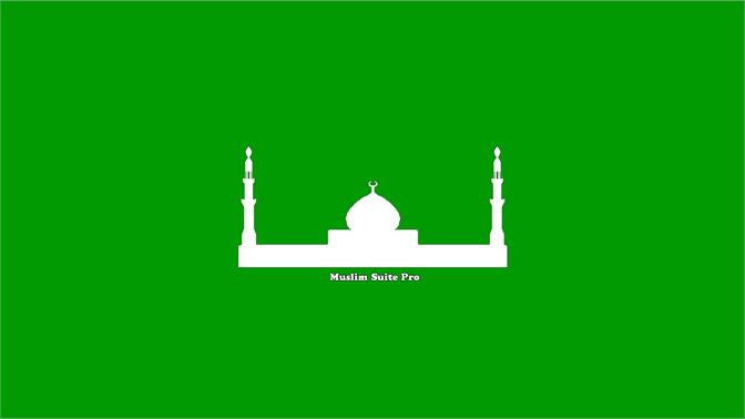 Get Muslim Suite Pro - Microsoft Store