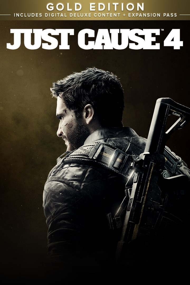 Buy Just Cause 4 - Gold Edition - Microsoft Store