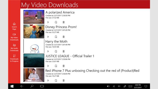 Get X Downloader for YouTube - Microsoft Store