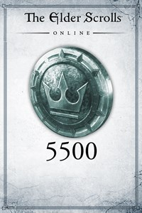 The Elder Scrolls Online: 5500 Crowns